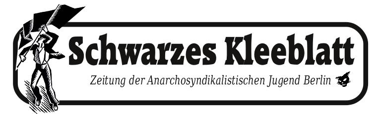 Schwarzes Kleeblatt der ASJ Berlin