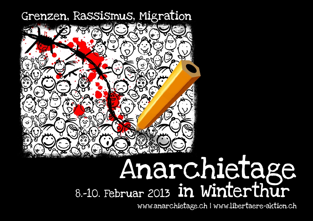 Anarchietage-Winterthur