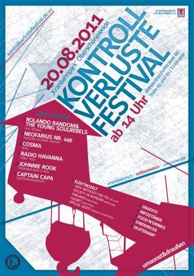 Kontrollverluste Festival 2.0